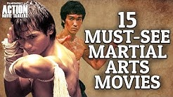 15 Martial Arts Movies You Must Watch In Your Lifetime