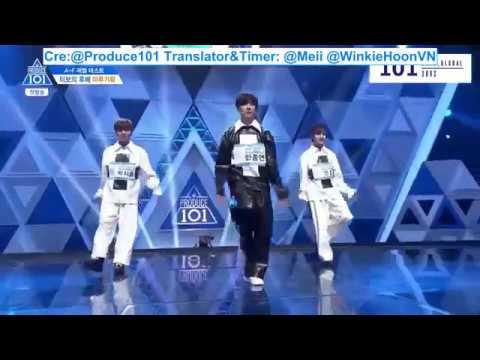 [VIETSUB/CUT] MAROO Entertainment's Trainees  PRODUCE101 SEASON 2