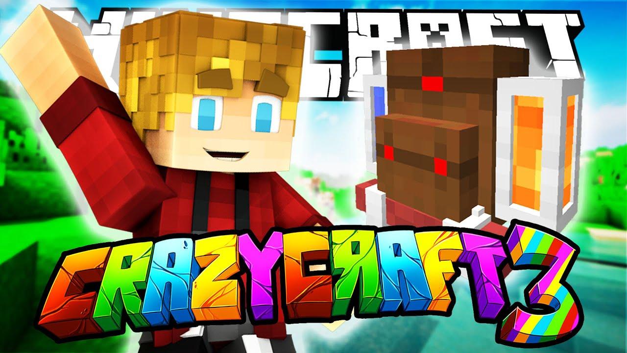 Minecraft crazy craft 3 0 adventure backpack mod 7 for Crazy craft 3 0 server