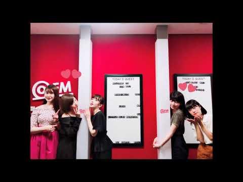 2018年7月3日放送 @FMの番組に生出演.