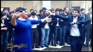 Элитные Чеченцы и Шикарные танцы на Чеченской свадьбе, Новинка !