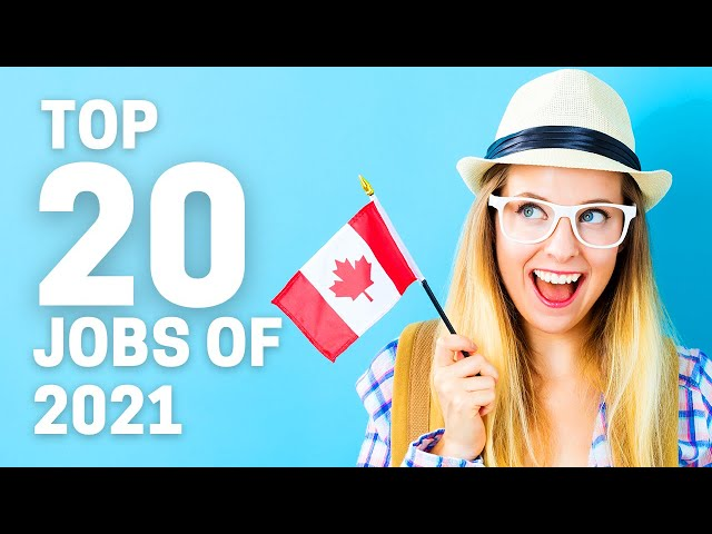 TOP 20 HIGHEST PAYING JOBS IN CANADA - JOBS IN CANADA FOR FOREIGNERS 2020 - RANDSTAD REPORTS