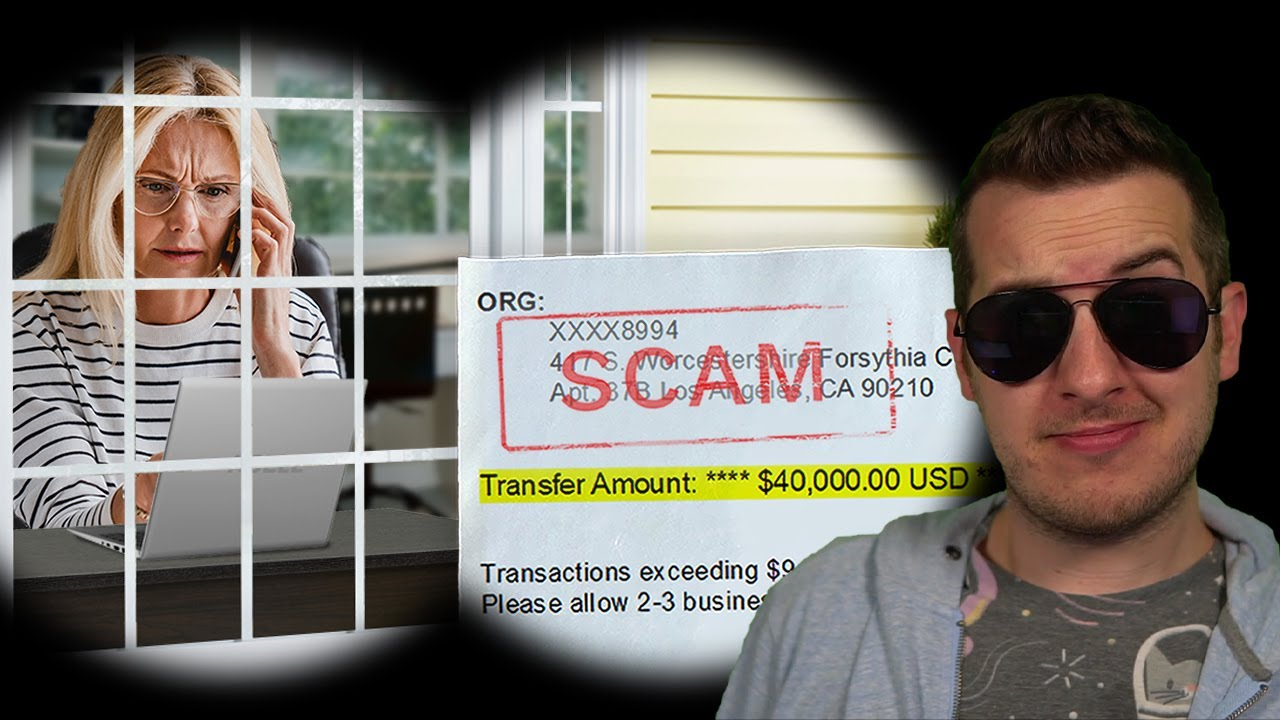 Confronting The Guy Who Tried Scamming My Mom