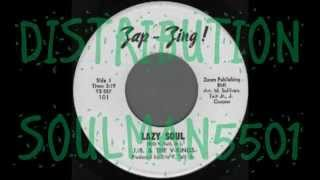 J B  & THE V KINGS  - LAZY SOUL - ZAP ZING 101