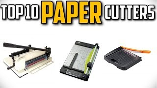 10 Best Paper Cutters In 2019