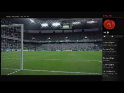 FIFA 16 - Sporting x Porto