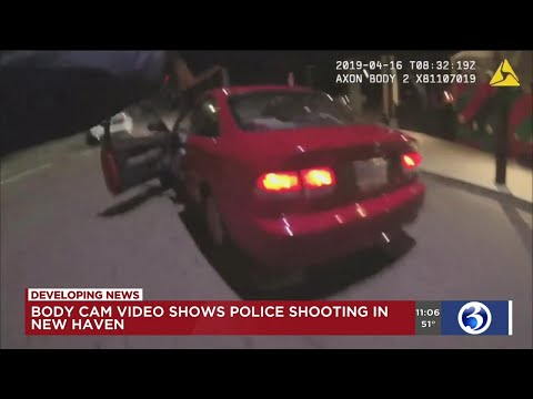 Video: Body camera improperly used in Yale & Hamden shooting