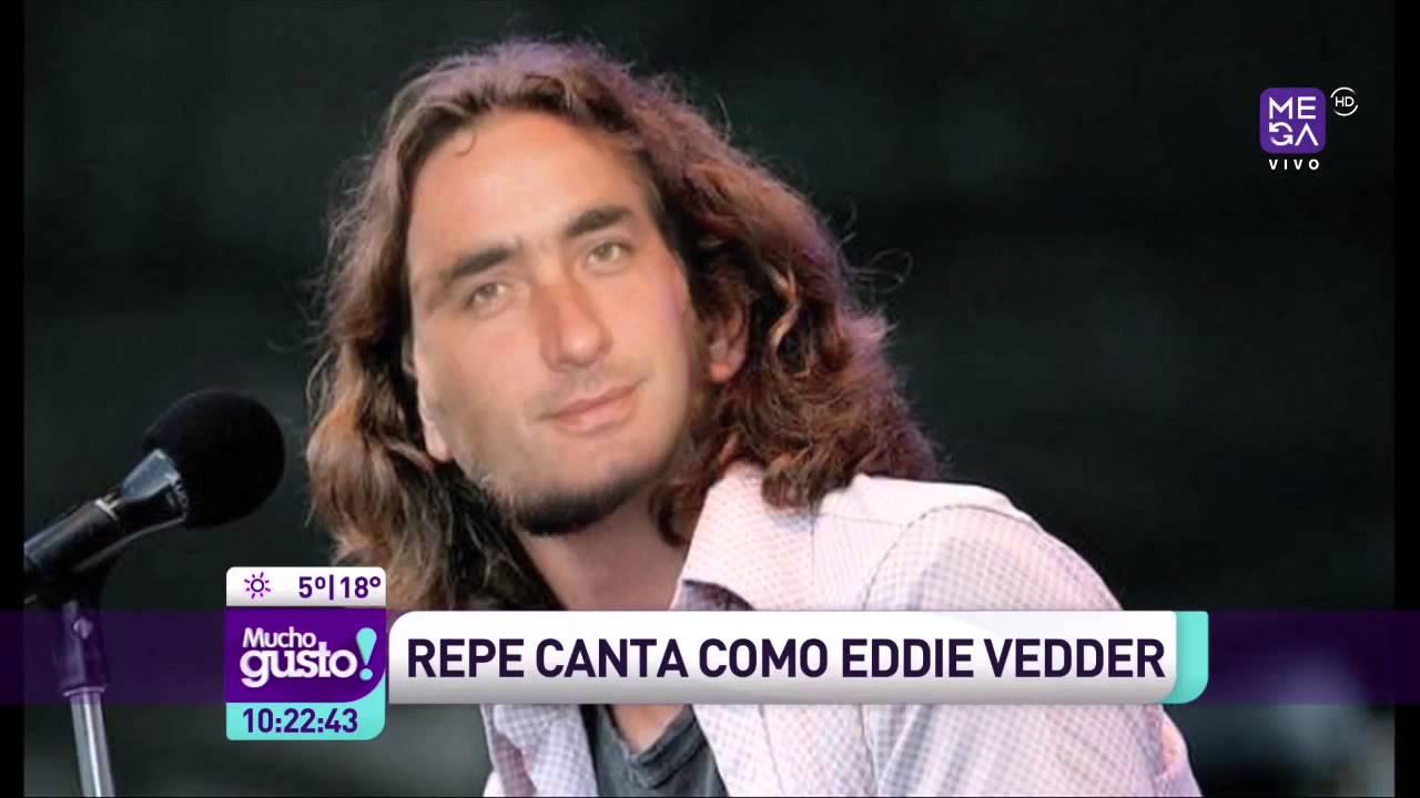 Matrimonio Jose Luis Repenning : José luis repenning canta como eddie vedder mucho gusto