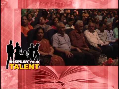 Jammu University  Display your talent final 29 -9 -2015