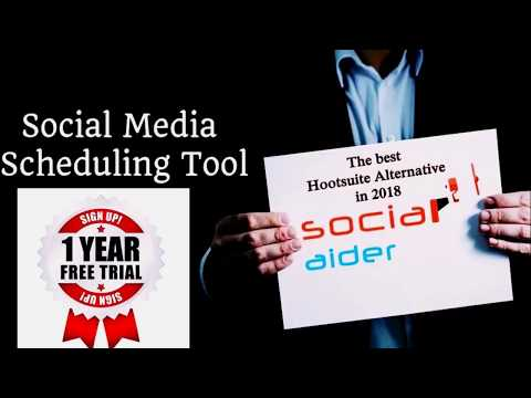 Great Hootsuite Alternative : Most affordable tool in the market for Social Media Scheduling
