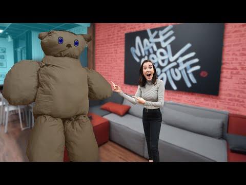 making-a-giant-teddy-bear!