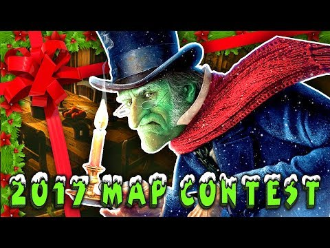 Scrooged: A Zombie Christmas Movie (Black Ops 3 2017 Zombie Map Contest)