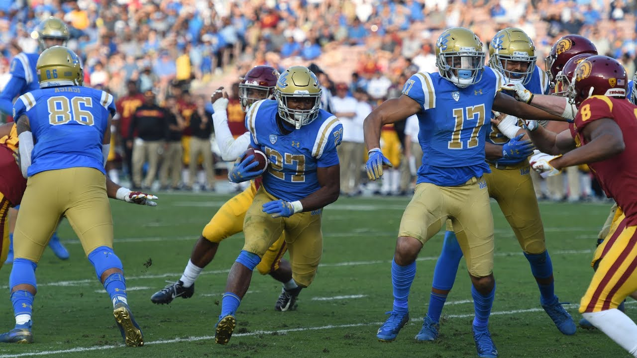 The Sports Report: UCLA wins, USC loses