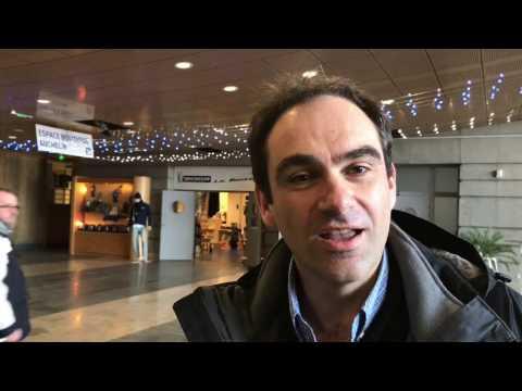 Interview Yves Mémeteau (Michelin) - Conférence David Grimal janvier 2017