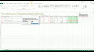 Stock Portfolio Return And Risk Calculation In Excel