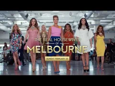 Real Housewives of Melbourne Season 2 Promo