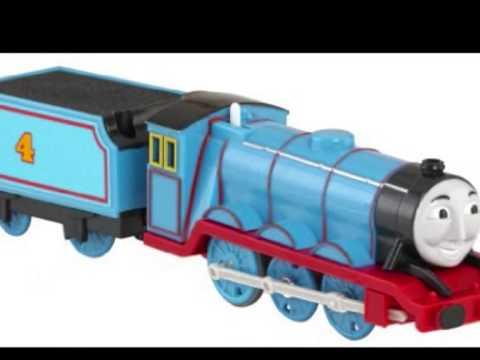 Thomas y sus amigos Gordon Tren Trackmaster Motorizado Thomas