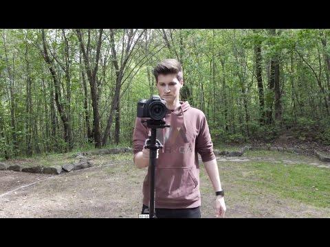 Flycam Redking Video Camera Handheld Stabilizer- View Test Shots