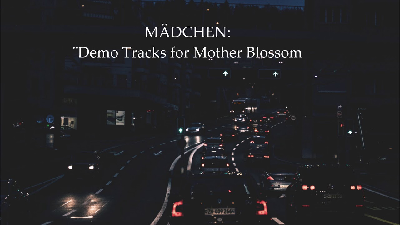 Prayer for Horses (Demo Track) - Mädchen