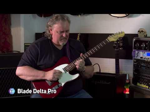 Blade Guitars : Delta Pro