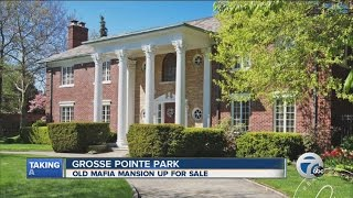 Old mafia mansion up for sale