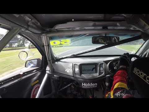 Holden Racing UK - Qualifying - Speedfest Saloons - 09/06/18 - Holden V8 Supercar - Alex Sidwell