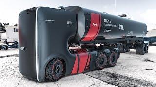 Future Audi Truck Concept thumbnail