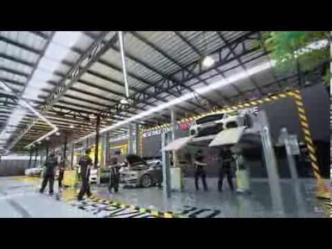 "BENZ NK Service Center ""The Revolutionary of Service Experience"" [Full HD]"