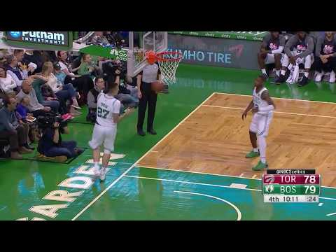 Toronto Raptors vs Boston Celtics: November 12, 2017