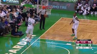 Toronto Raptors vs Boston Celtics: November 12, 2017