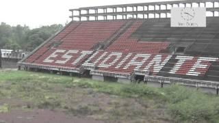 Avances en el Nuevo Estadio de Estudiantes de la Plata