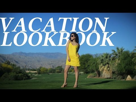 Vacation Outfits and Resort Lookbook and Holiday Essentials