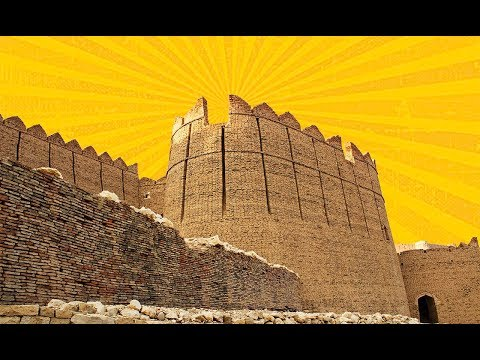 Kot Diji Fort: A historical fort of Khairpur district | SAMAA DIGITAL | February 12, 2019