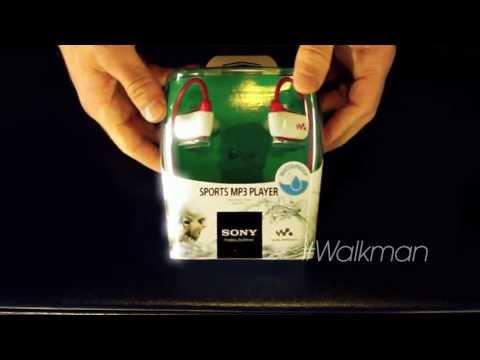 Sony Walkman W273 MP3 Player (Sony W Series) - First Look