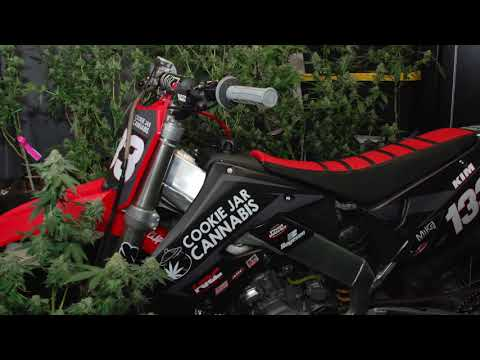 CR125 GRAPHICS REVEAL!!! Guess Where We Went?!