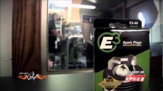 E3 Spark Plug test at Williams Precision Engines
