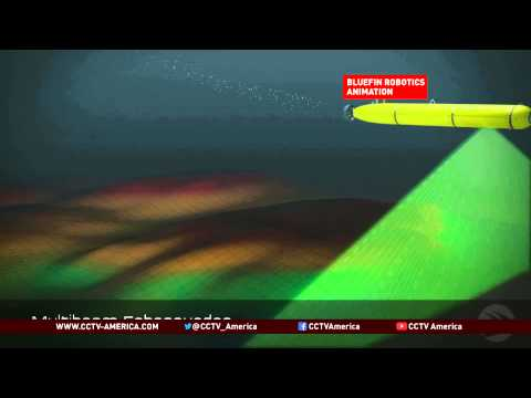 Unmanned Submarine to Search for Missing Plane