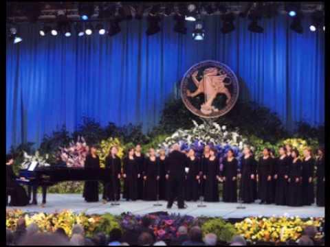 Lied von Winde - UCI Women's Chamber Choir Llangollen, Wales