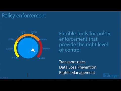 TechEd New Zealand 2012 Microsoft Exchange Server 2013 Data Loss Prevention