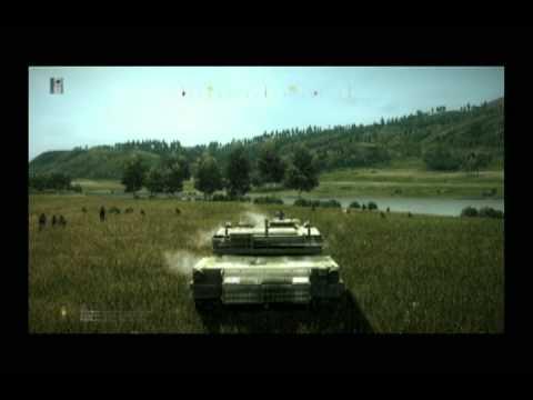 OFP:DR - Tank Vs Riflemen