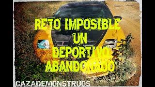 PONTIAC FIREBIRD 2019 UN AUTO DEPORTIVO ABANDONADO.