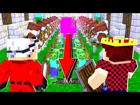 НОВЫЙ ОЧЕНЬ КРУТОЙ МИНИ РЕЖИМ НА ХАЙПИКСЕЛЕ! ТД МАЙНКРАФТ!   Minecraft Tower Defence