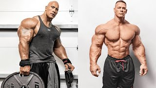 The Rock VS John Cena Transformation ★ 2021