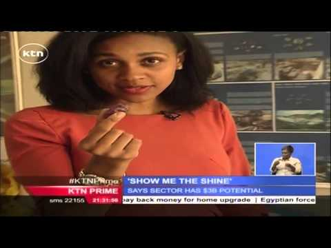 Kenya sitting on a gold mine that is the mining sector, geological survey shows