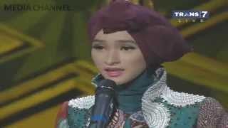BELLA ALMIRA - IBU [SAKHA] // LIVE FINAL SUNSILK HIJAB HUNT 5 JULI 2015