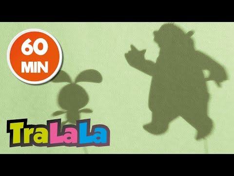 Rosie și prietenii ei (Eu și umbra mea) Desene animate - 60 MIN | TraLaLa