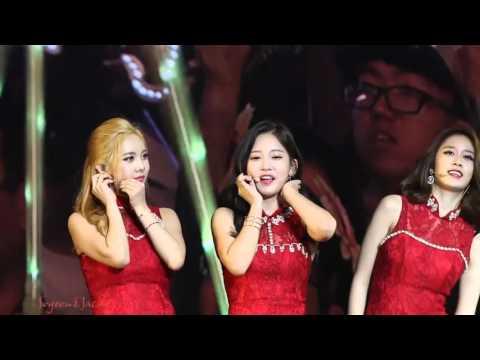 [Fancam] 151024 T-ARA Hefei Concert《Soyeon focus》