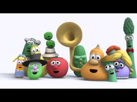New VeggieTales 2014 Intro Instrumental HQ thumbnail