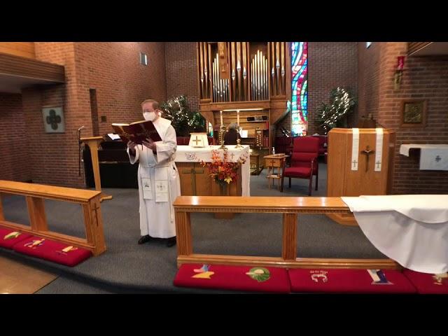 Christ the King/Last Pentecost - Holy Eucharist - Rite II - 11/22/20