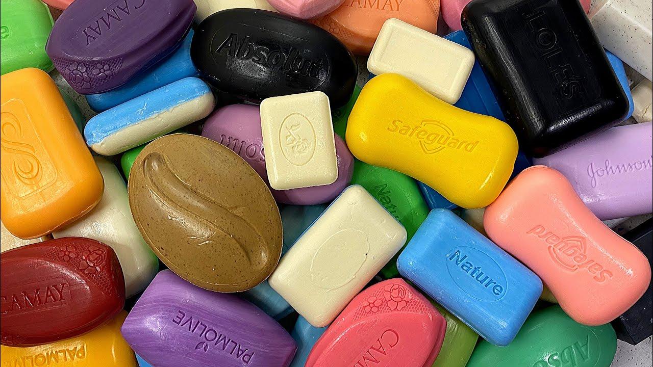 Soap opening HAUL. Unpacking soap. Satisfying video, no talking/ Асмр распаковка мыла #44